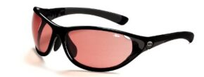Bollé Traverse --- Frame: Shiny Black --- Lenses: Rose