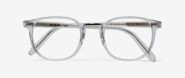 Cutler and Gross Clear Opticals - Eyewear