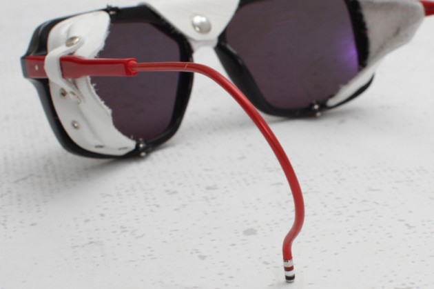 Cables For Sunglasses  dita leather side cap sunglasses eyewear