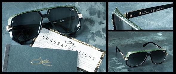 UNIKAT: Cazal 627 X Eyewear Magazine TO WINUNIQUE Cazal 627 X Eyewear Magazine TO WIN