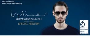 Götti: GERMAN DESIGN AWARD 2014