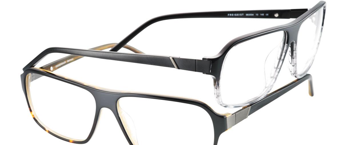 Eyeglass Frames German Made : Freigeist German Eyewear - Spectr