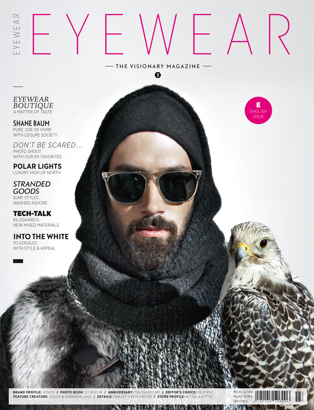 Cover Eyewear Issue 03 English medium