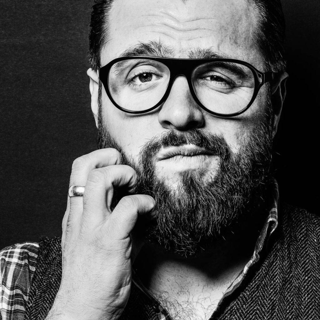 Dirk Geissmann – Hallo of Frames
