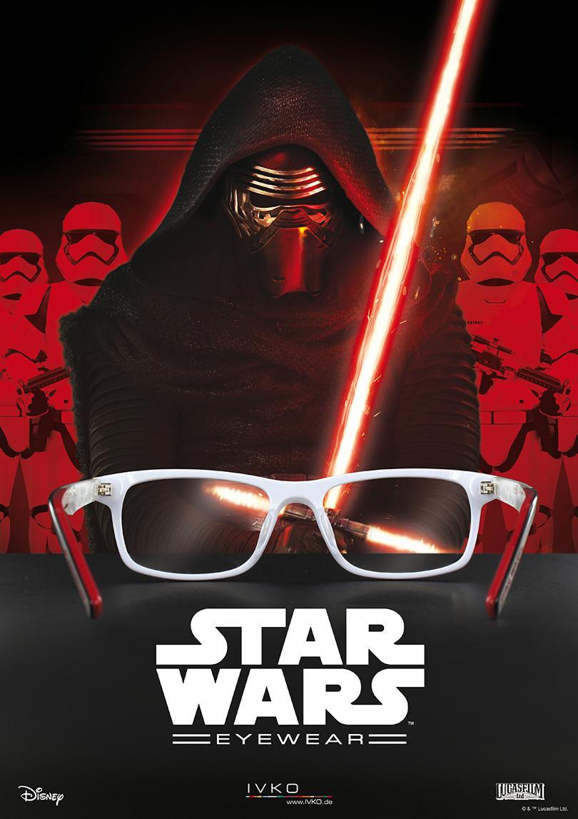 Star Wars Eyewear Kampagne I
