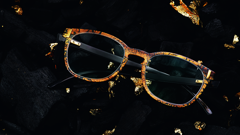 Collection Check: Hoffman Natural Eyewear – Gold Rush