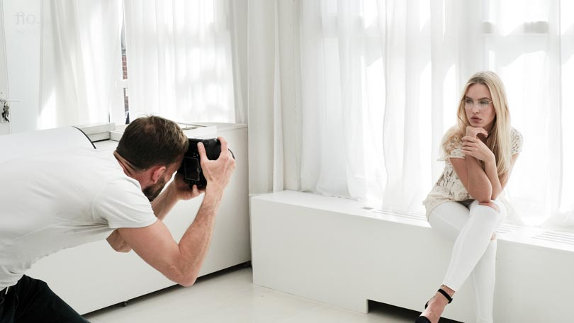 Behind the scenes of EYEWEAR MAGAZINE: The Photography Sunday
