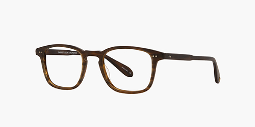 Howland 49 Matte Brandy Tortoise | is a straightforward rectangular optical frame for men. The frame has a sweet spot size with balanced proportions and thicker temples in traditionally popular acetates.