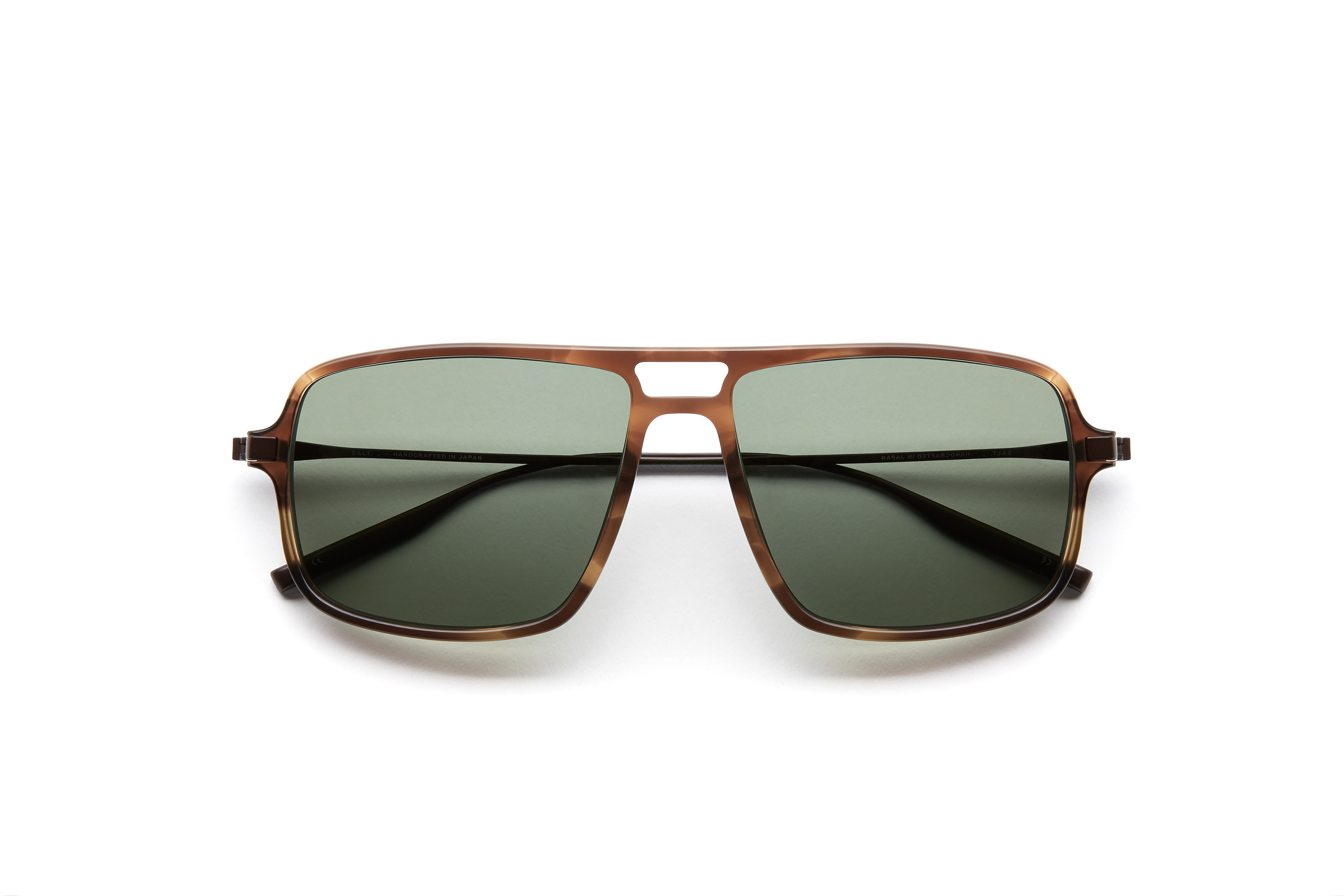 SALT. | FRAME: BURKHART in Matte Mauve Mist/Turkish Coffee, lenses; CR39 G15 Polarized