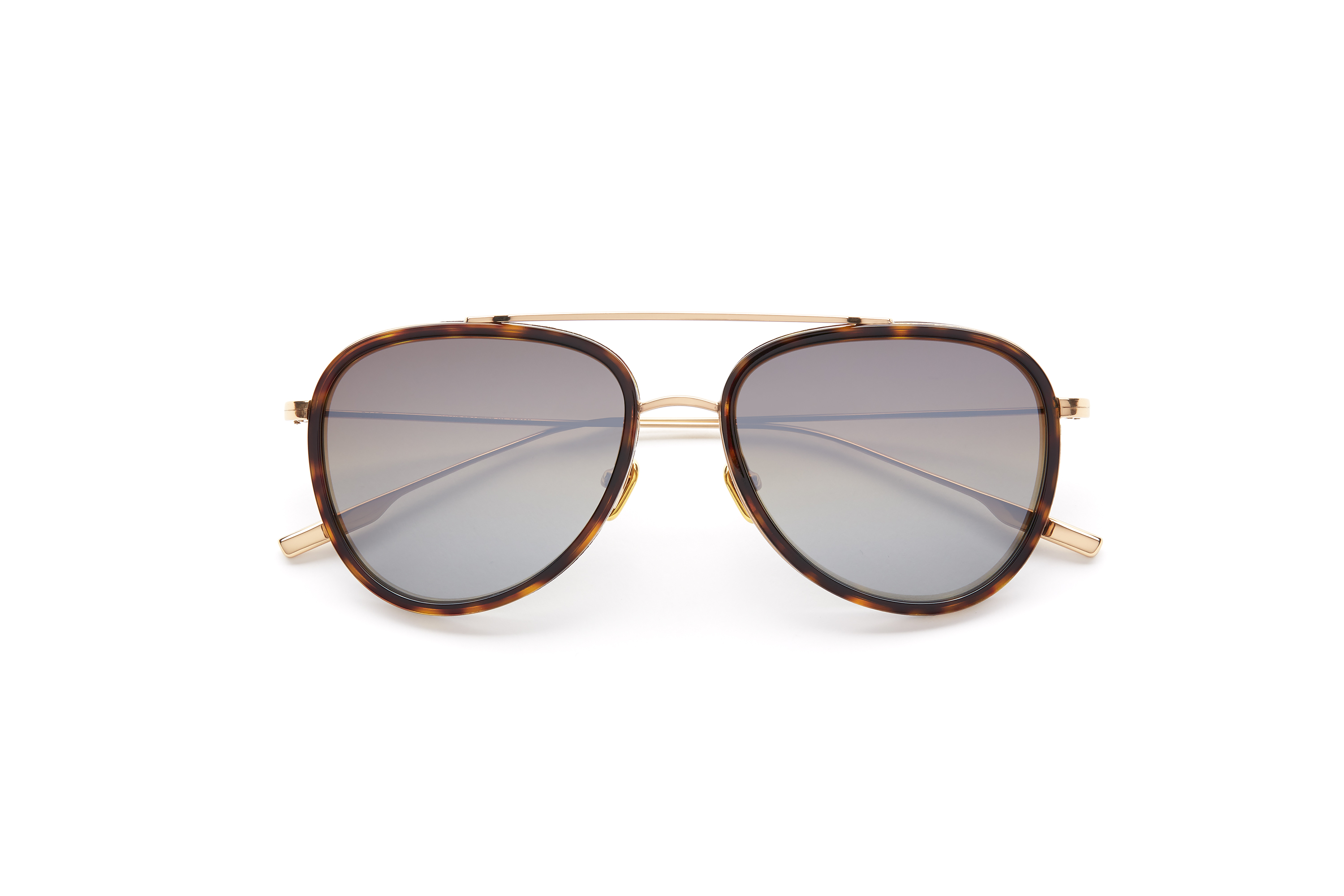 SALT. | FRAME: PARAGON in Honey Gold/Oiled Bark, lenses: CR39 Ashland Gradient Polarized