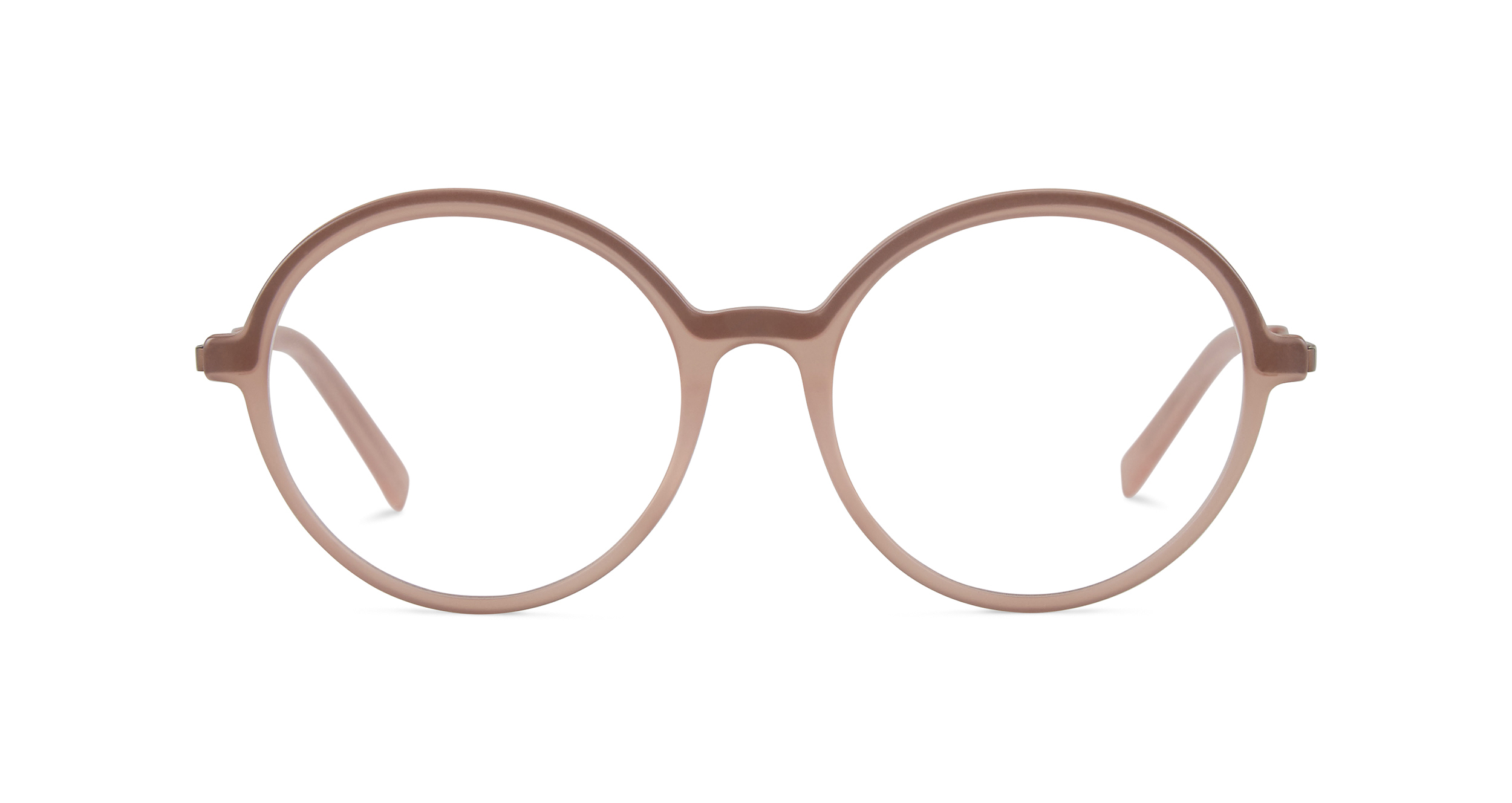 fleye | frame: Page in 3004 Pale Rose, Copper