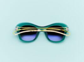 SOL SOL ITO | hippie-esque | frame: 031 BA green
