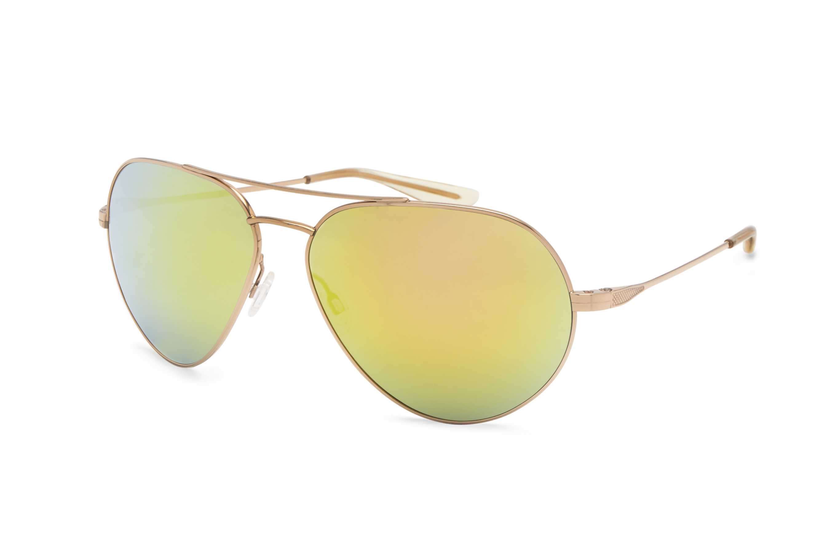 BARTON PERREIRA | frame: COMMODORE in GOLD METAL with EGYPTIAN MIRROR