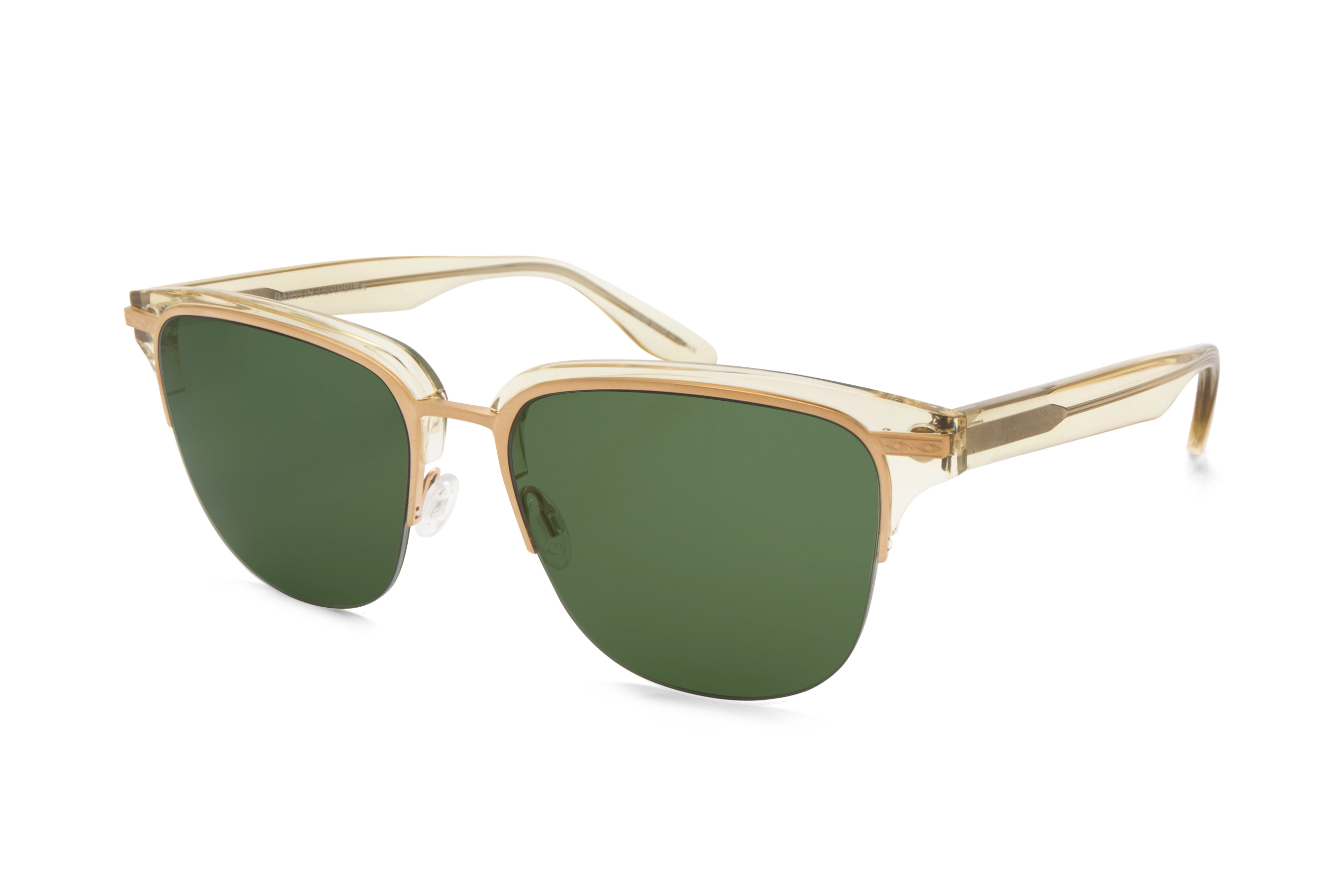 BARTON PERREIRA | frame: GORDY in CHAMPAGNE BRUSHED GOLD