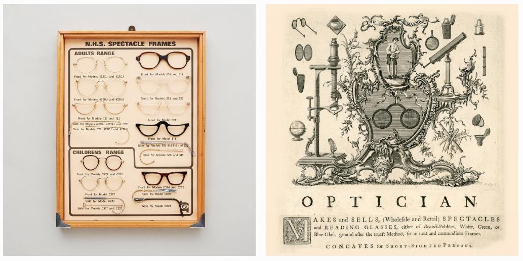 London und ihre Brillengeschichte by Cubitts