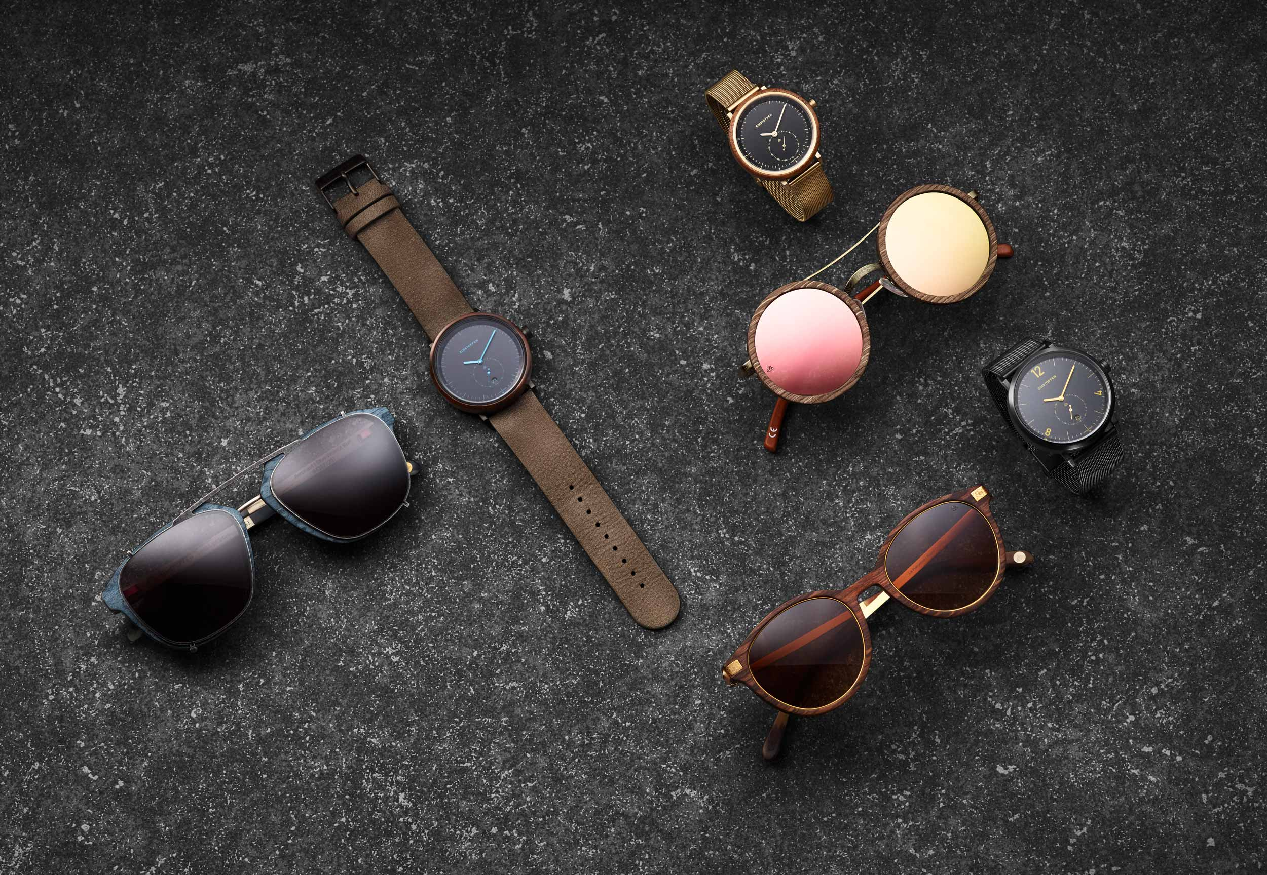 EINSTOFFEN – The Swiss Brand Launches New Collection of Watches