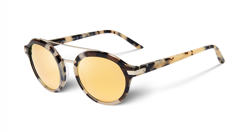 BARBERINI EYEWEAR PRESENTS ITS PLATINUM GLASSTM WITH AN EXCLUSIVE AND PRECIOUS OUTFIT