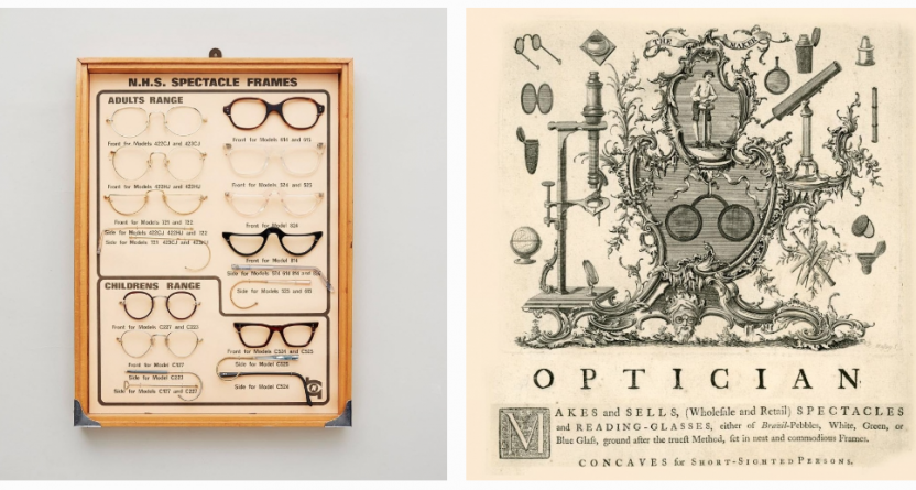 London and Spectacles, a Brief History by Cubitts