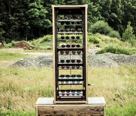 ANDY WOLF Launches New Display