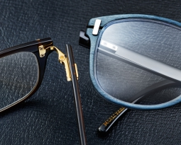 Hoffmann Natural Eyewear: Horn & Wood Delight