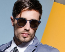 """J.F. Rey Sunglasses """"Leather"""" Collection"""