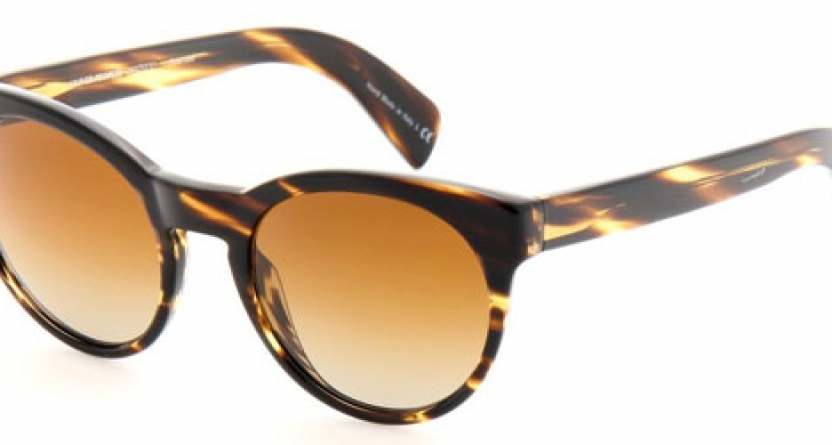 Oliver Peoples: Alivia Horn Effect