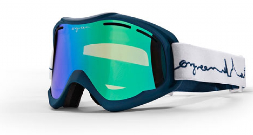 Ørgreen enters the goggle business!