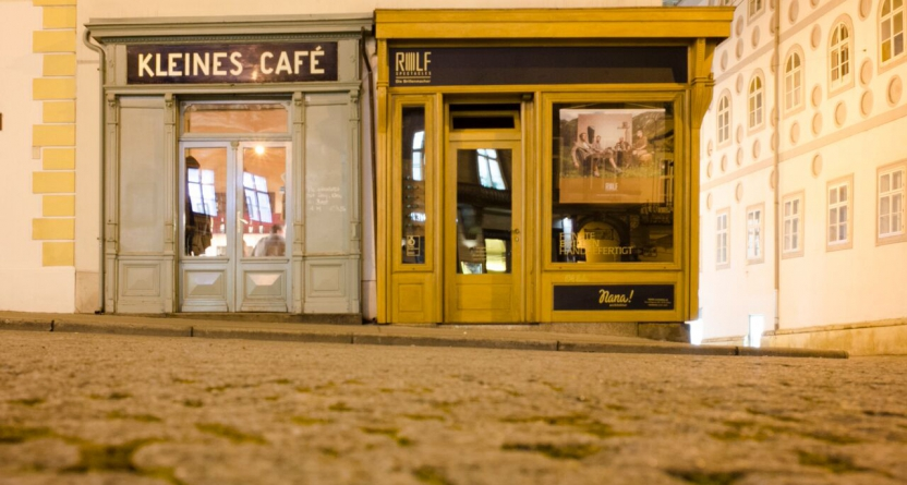 ROLF Spectacles eröffnet Shop in Wien