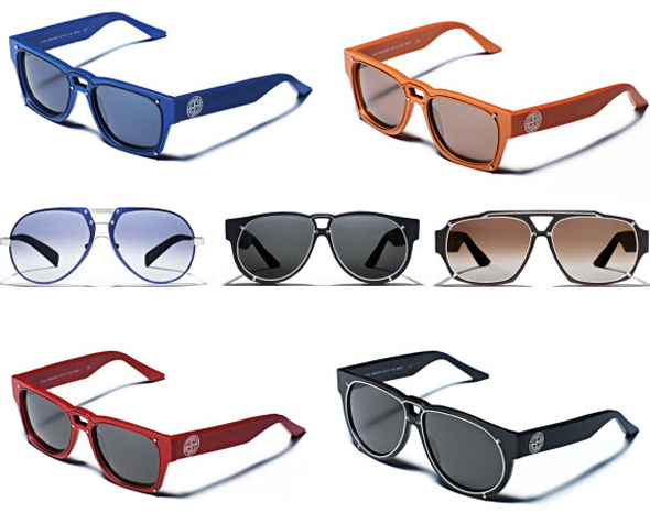 fb2f0af22355 Stone Island Sunglasses - Spectr