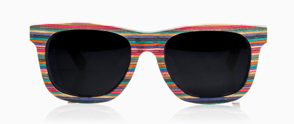 d2918ffa7f Diamond Supply Co Recycled Skateboard Shades - Spectr