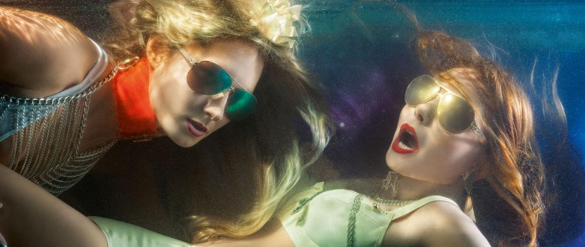 Underwater Love by Jun Kim