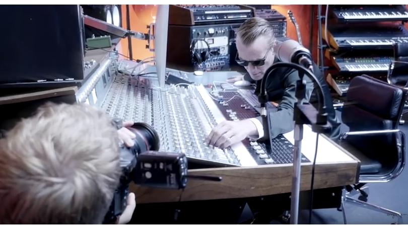 Ørgreen Optics A/W 2015 Campaign – Behind the Scenes