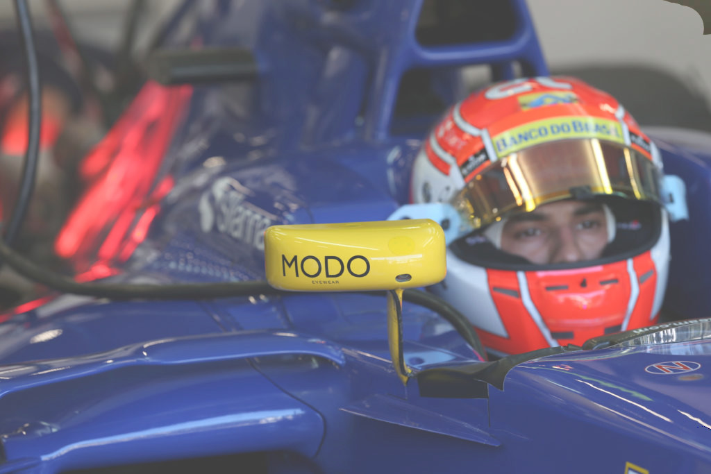 MODO x SAUBER F1 TEAM