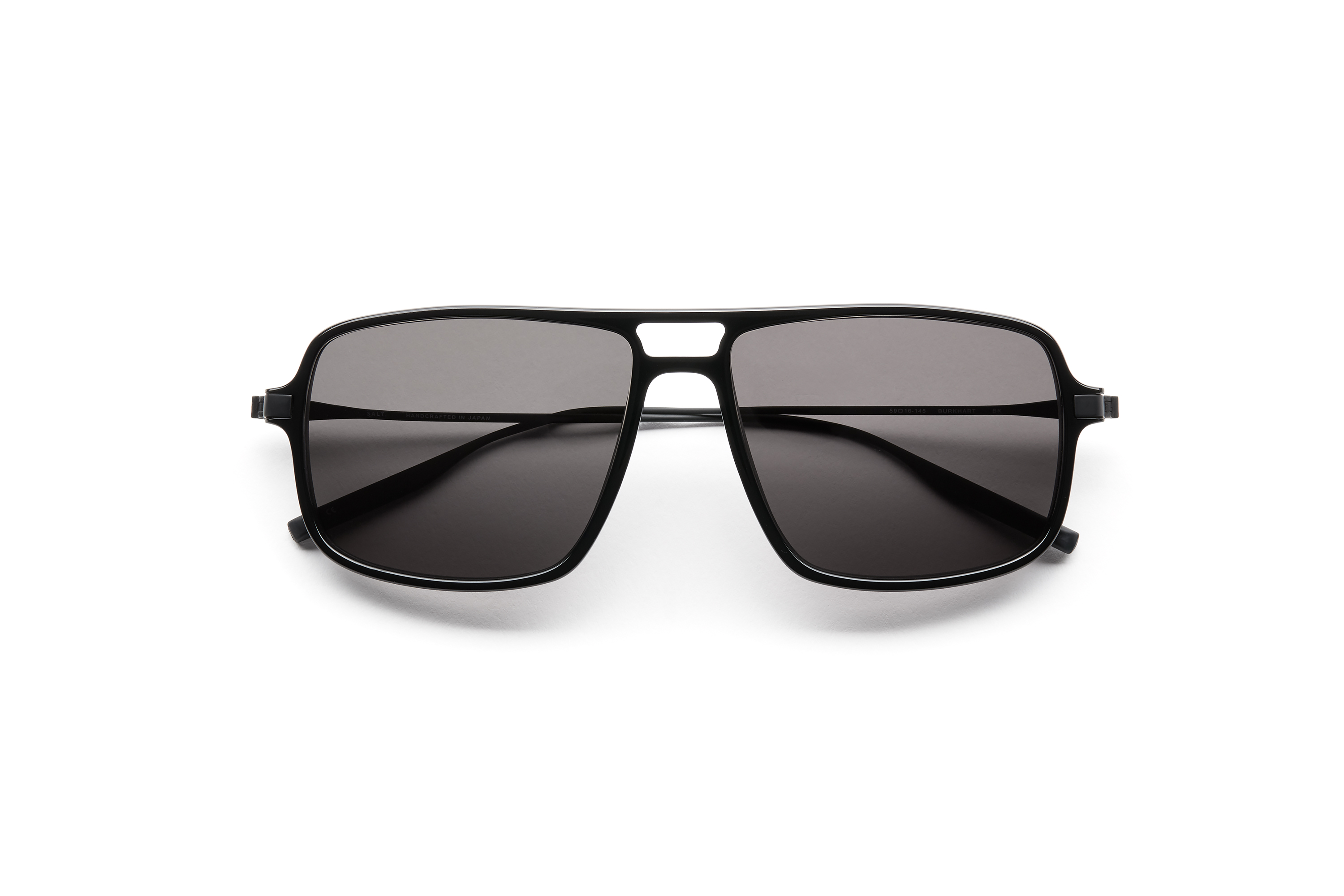 SALT. | frame: BURKHART | color: BLACK