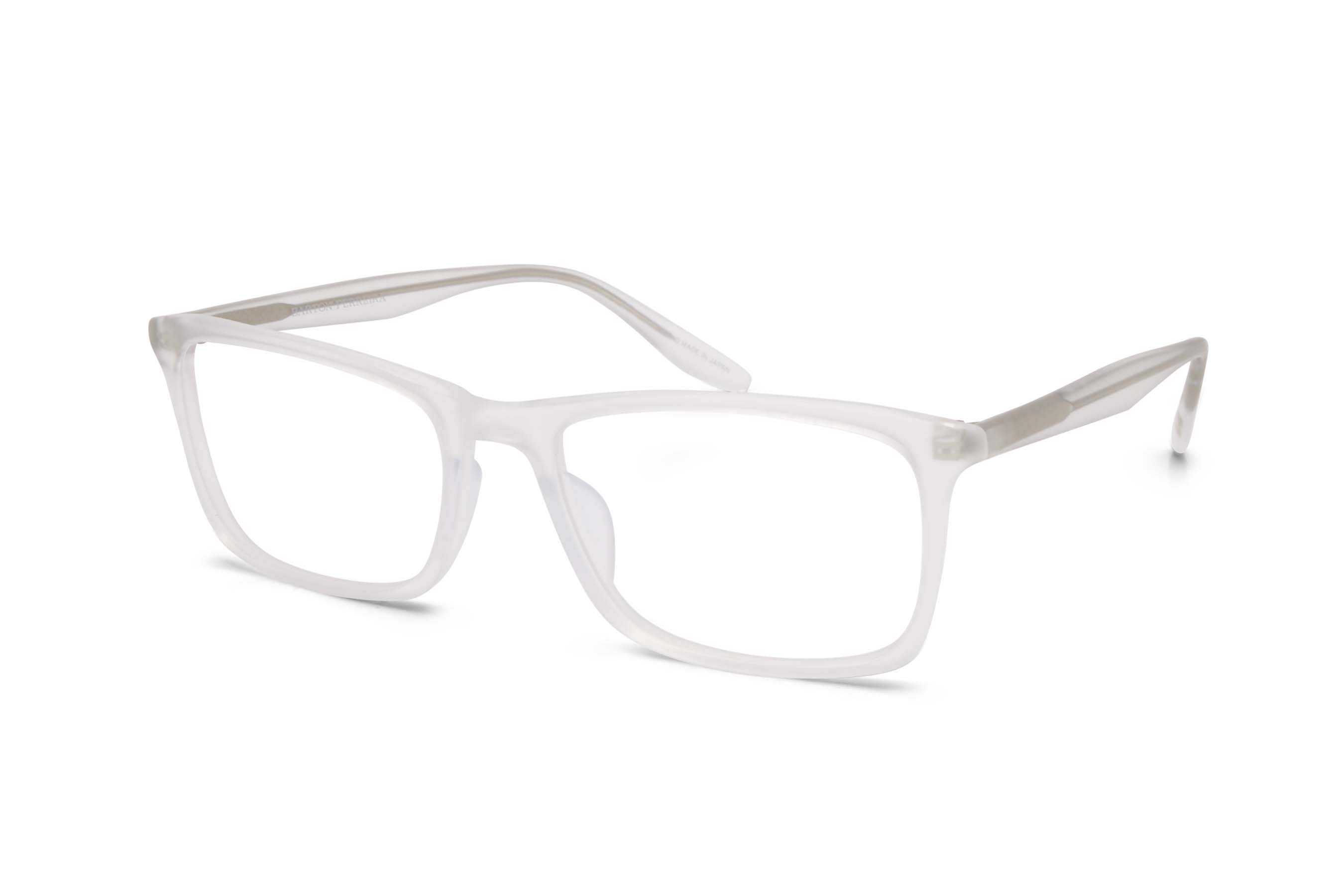 BARTON PERREIRA | FRAME: NEAL in MATTE CRYSTAL