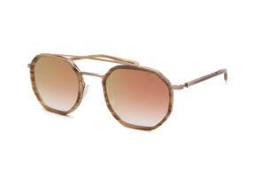 BARTON PERREIRA | frame: THEMIS in HORN ROSE GOLD