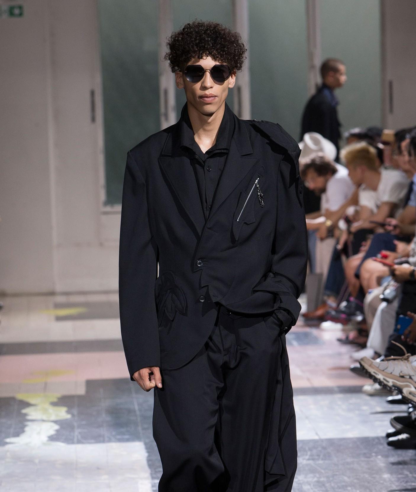 Paris Fashion Week goes Yohji Yamamoto