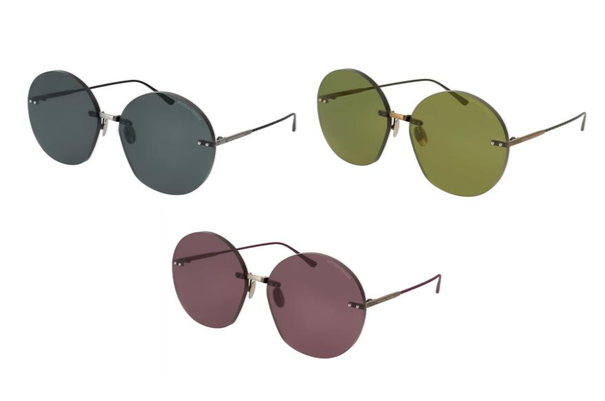 The new Thick Lens Eyewear Collection by Bottega Veneta