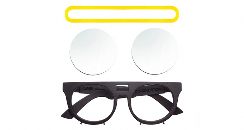 LUNETTES COLLECTION x CAPARA