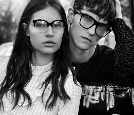 Sandro Eyewear Launch Collection