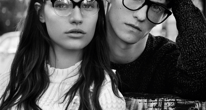 Sandro Eyewear Launch Collection