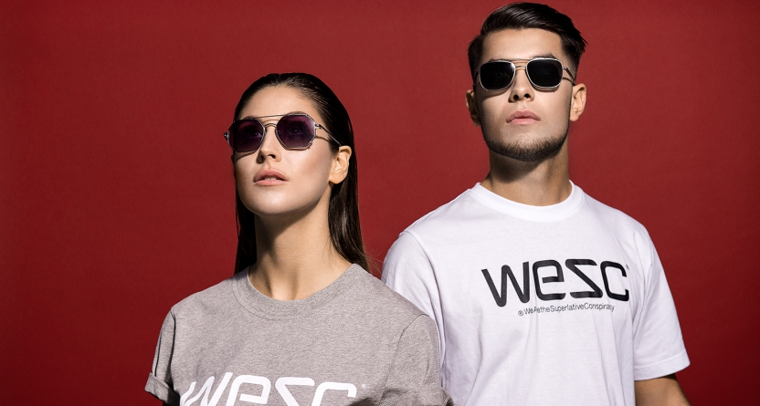WeSC Eyewear Introduce Their SS18 Collection