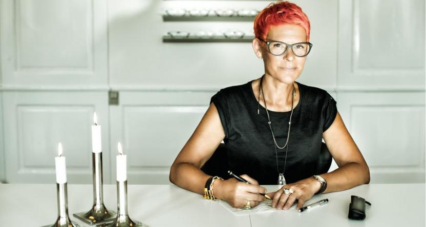 FLEYE X Annette Saust Estø