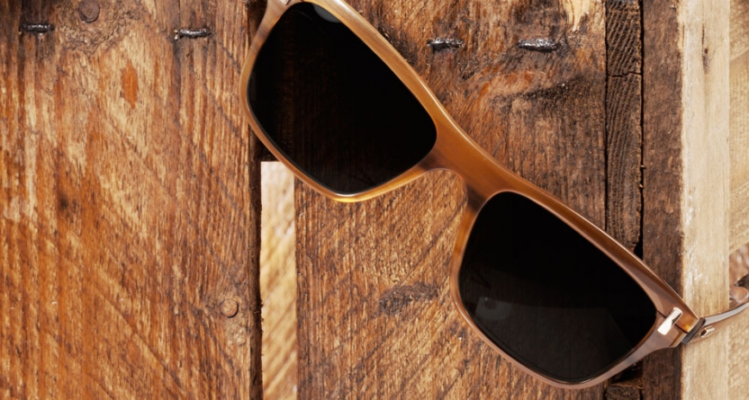 """HORN + WOOD DELIGHTS"" BY HOFFMANN NATURAL EYEWEAR"