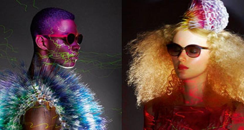 Madame Peripetie: Laser Work