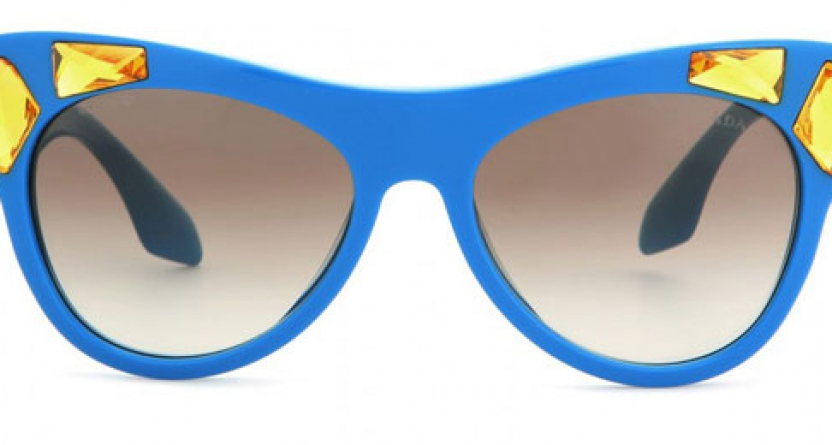 Prada: Shades of Blue