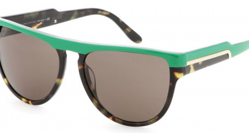 Stella McCartney: Two Tone D-Frame