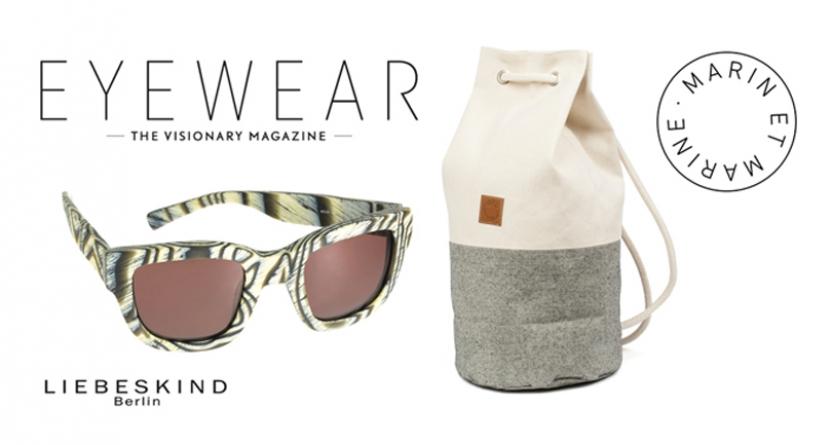 Win LIEBESKIND Sunglasses & Marin et Marine Bag!